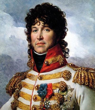 Иоахим Мюрат, Король Неаполя 1806-1808