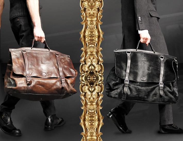 Мужская коллекция Dolce&Gabbana FW13, сумки