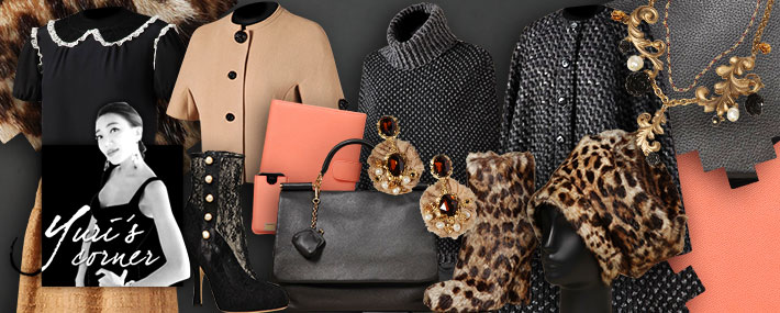Dolce&Gabbana FW13, коллекция барокко