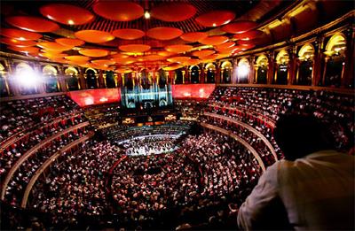 Концерт в Королевском Альберт-холле