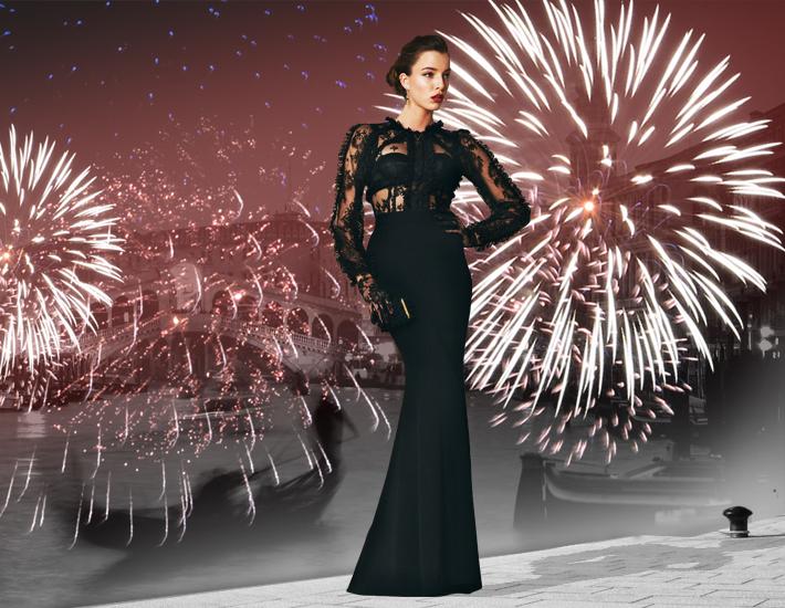 Dolce&Gabbana SS2013, юбка в пол