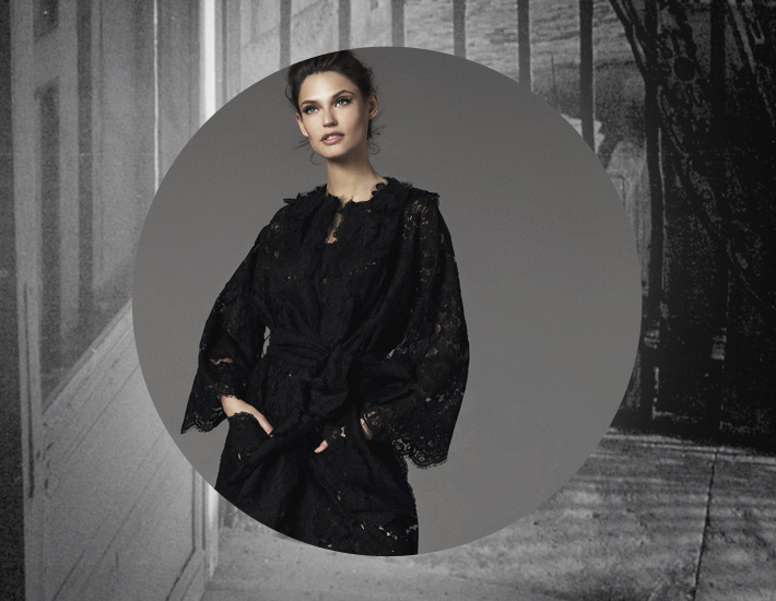 ДНК Dolce&Gabbana: Сицилия в коллекции FW13