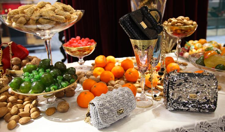Аксессуары Dolce&Gabbana FW13
