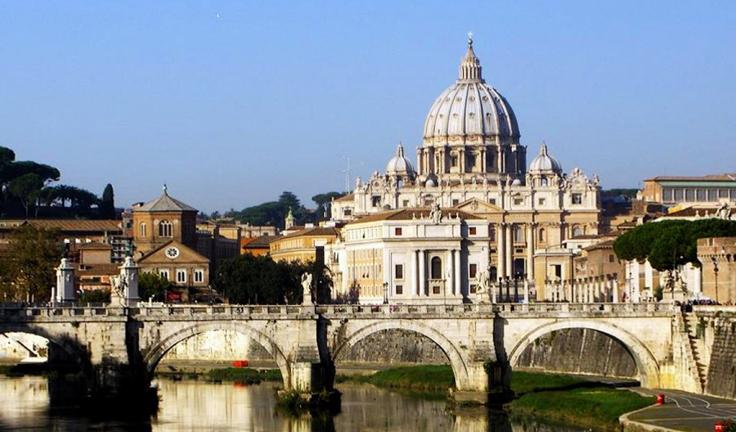 Базилика Святого Петра, Италия