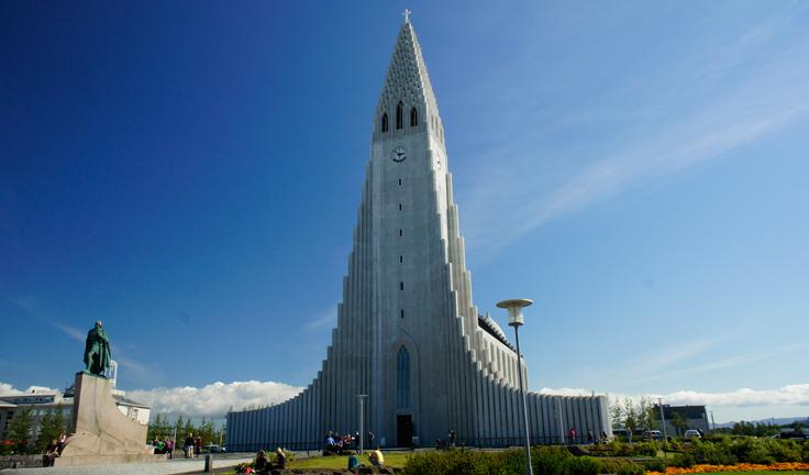 Хатльгримскиркья, Рейкьявик (Исландия)