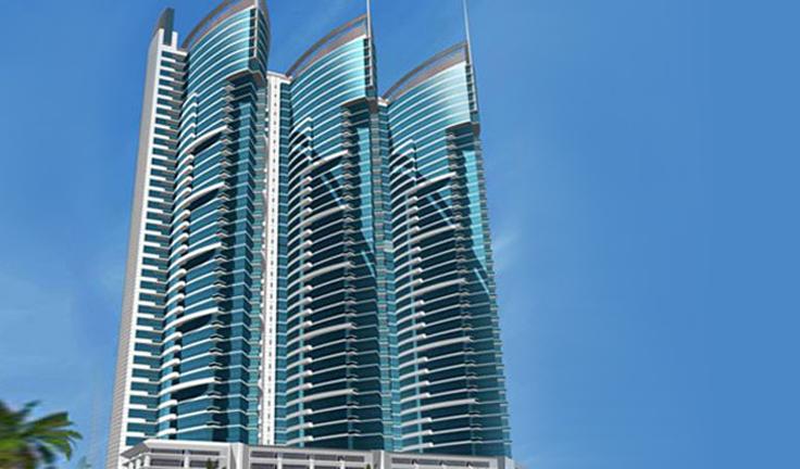 Novotel, Дубай