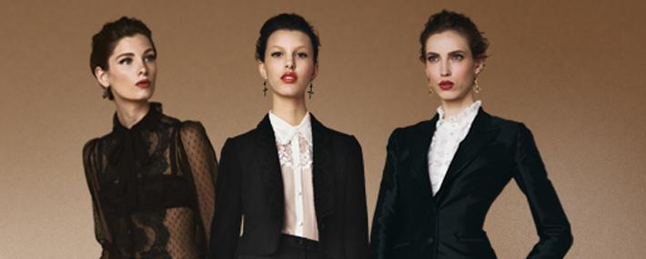 Смокинги Dolce&Gabbana SS13