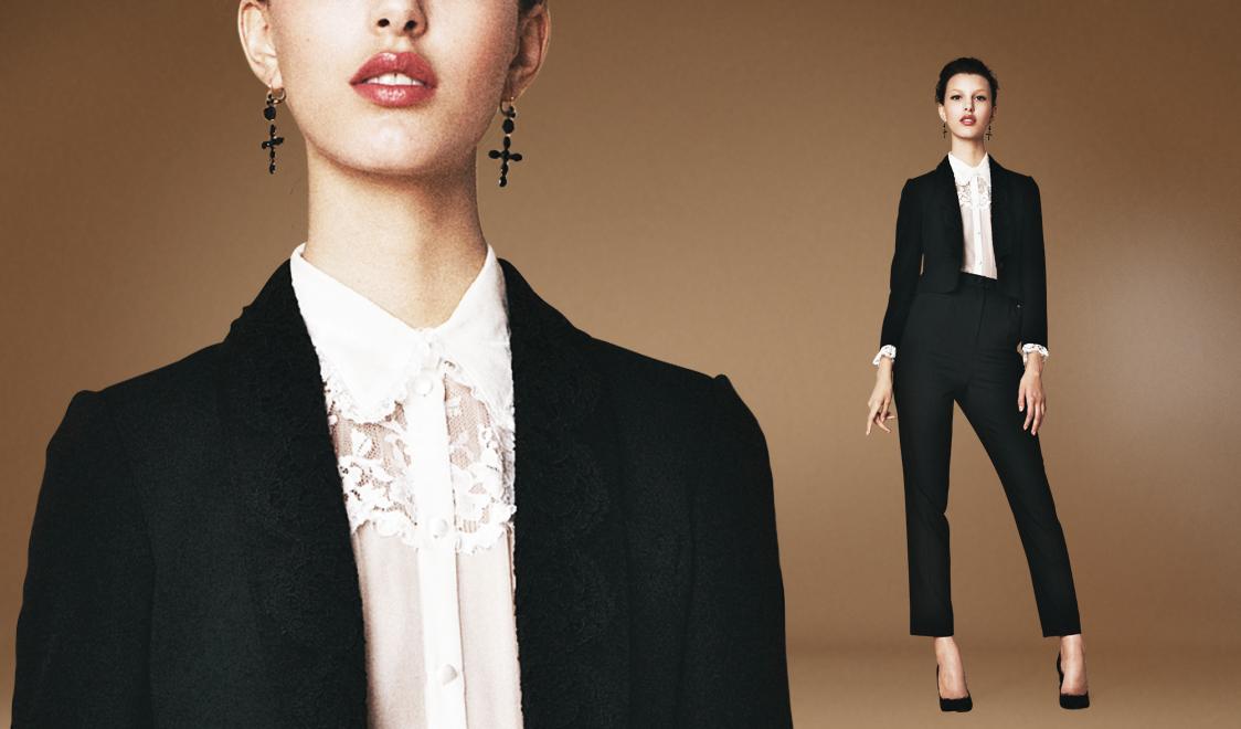 Жакет-болеро Dolce&Gabbana SS13