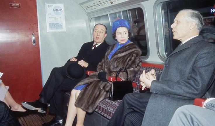 Королева в метро