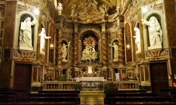 Церковь Мадонны делла Коста