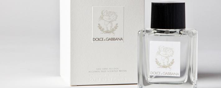Детские духи Dolce&Gabbana