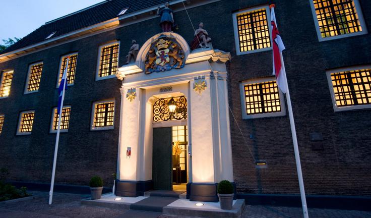 Librije's Hotel, Зволле, Нидерланды