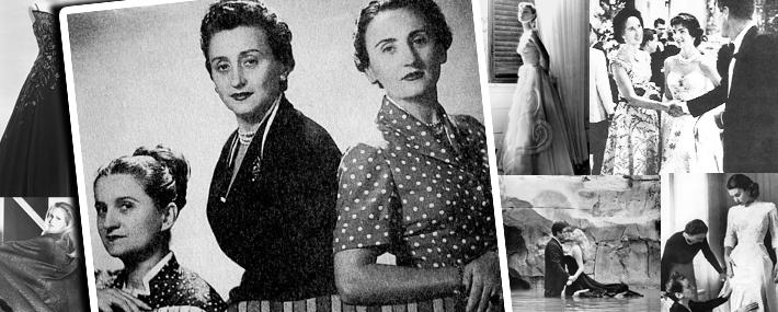 Сестры Фонтана - родоначальницы итальянской моды