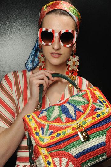 Сумка Dolce&Gabbana SS13