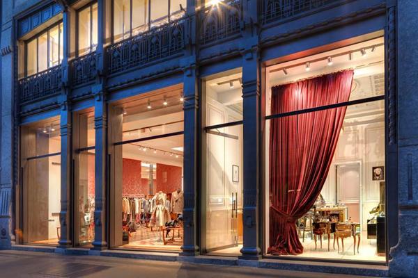 Бутик Dolce&Gabbana в Милане