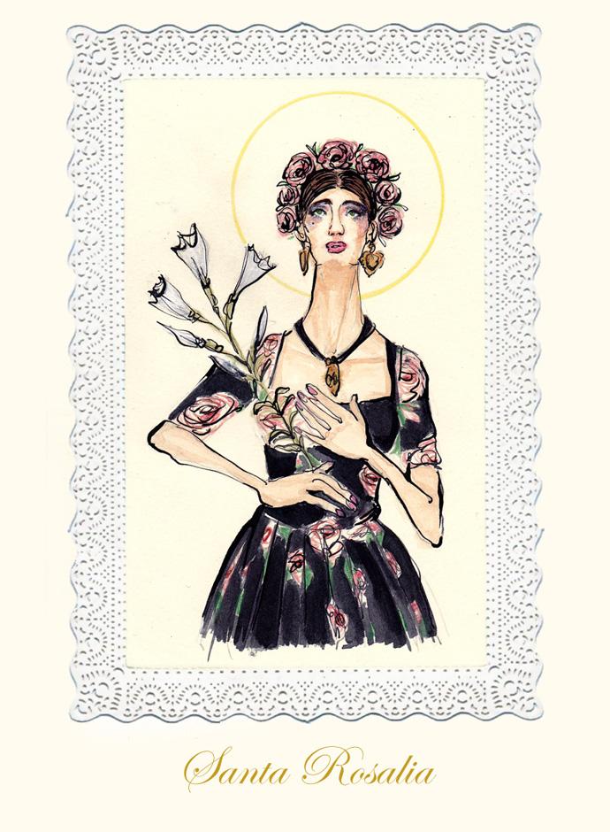 Святая Розалия