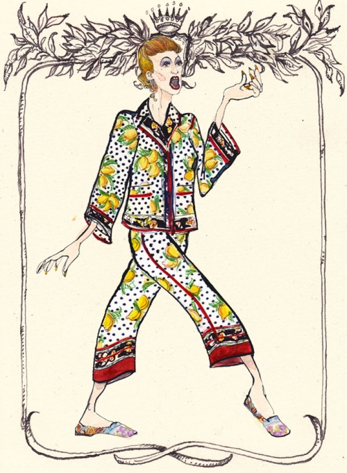 Риголетто в Dolce&Gabbana