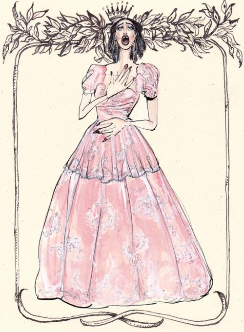Травиата в Dolce&Gabbana