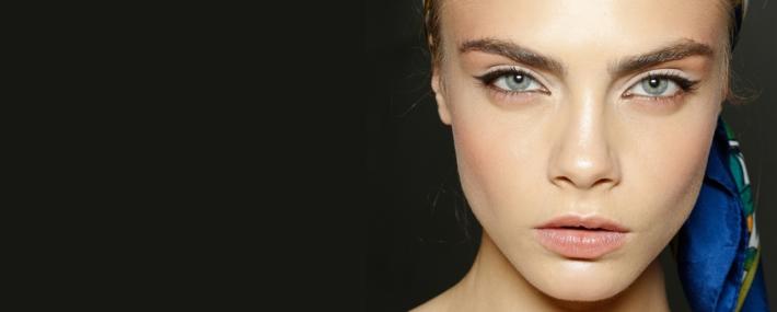 Кара Делевинь, образ с показа Dolce&Gabbana SS13