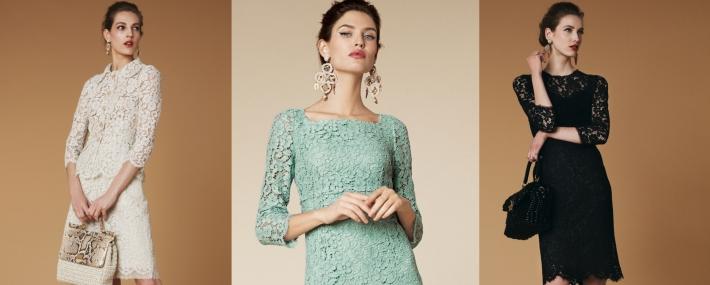 Платье итальянское кружево