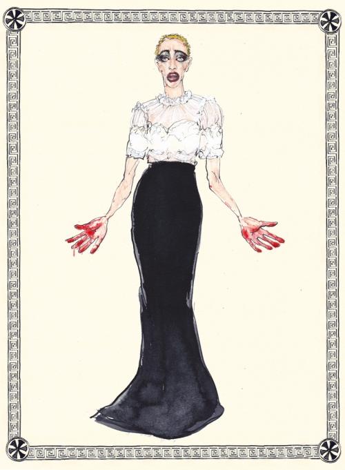 Медея Еврипида в Dolce&Gabbana