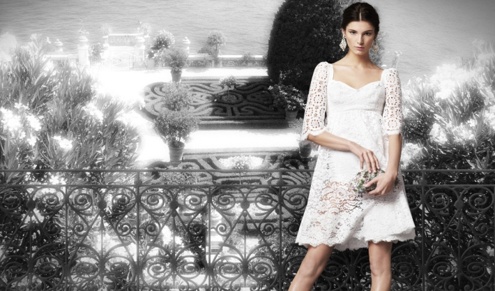 Предколлекция Dolce&Gabbana FW14