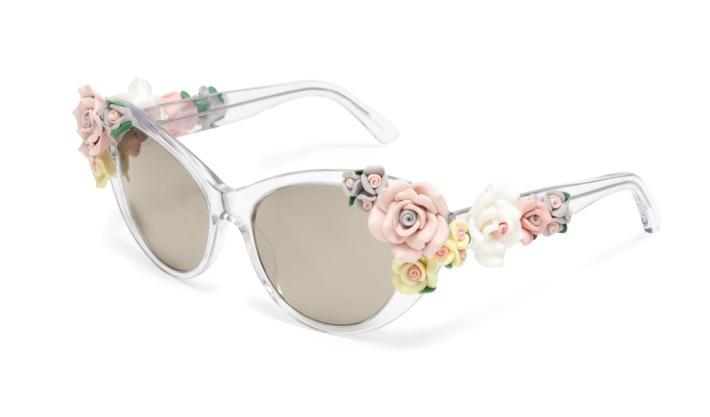 Dolce&Gabbana Handmade Eyewear Flower Collection SS2013