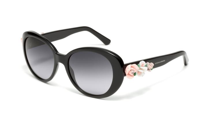 Dolce&Gabbana Eyewear Flower Collection SS2013, модель DG 3163