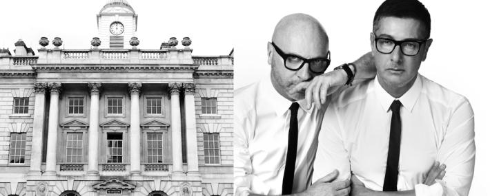 Dolce&Gabbana открывают новый магазин на Bond Street