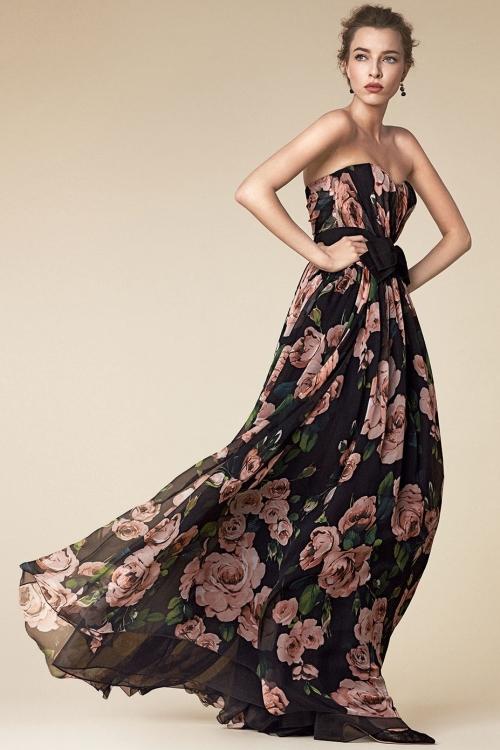 Платье Dolce&Gabbana SS13