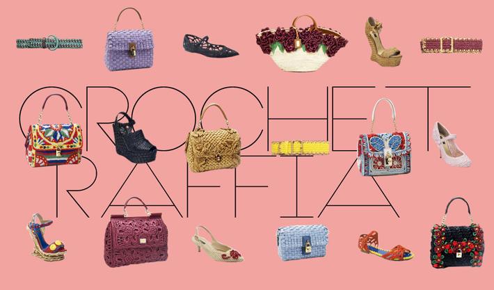 Аксессуары Dolce&Gabbana SS13