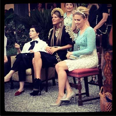 Анна Делло Руссо, Dolce&Gabbana от-кутюр, Скарлетт Йоханссон и Изобелла Росселини