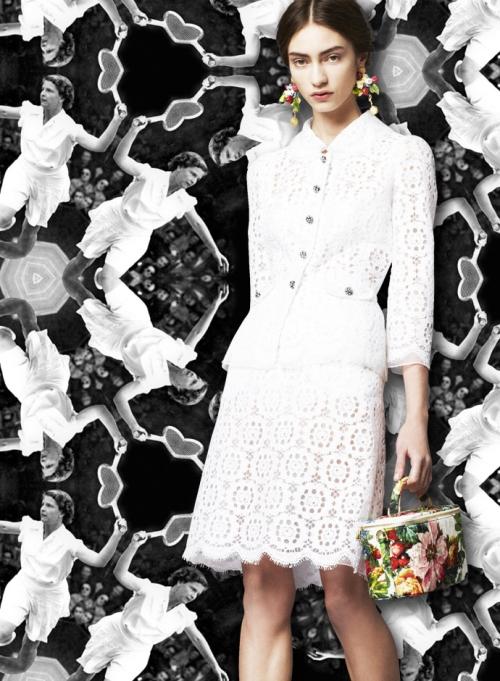 Dolce&Gabbana для Уимблдона