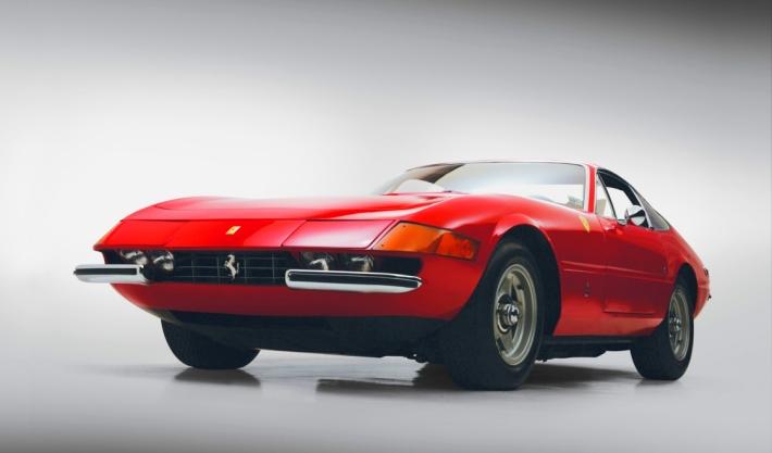1970 Ferrari 365 GTS Daytona