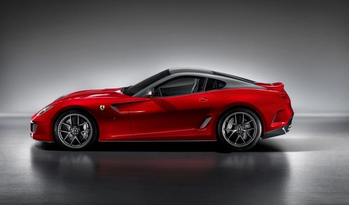 2006 Ferrari 599 GTO