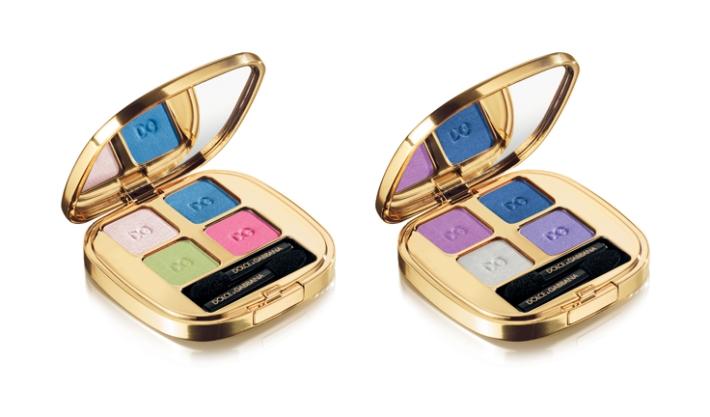 Тени Dolce&Gabbana SS13