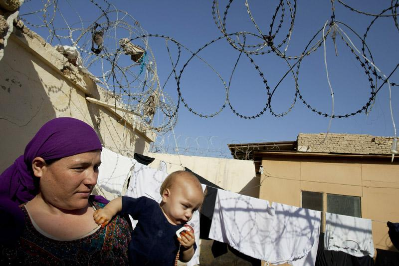 Женская тюрьма в Афганистане8