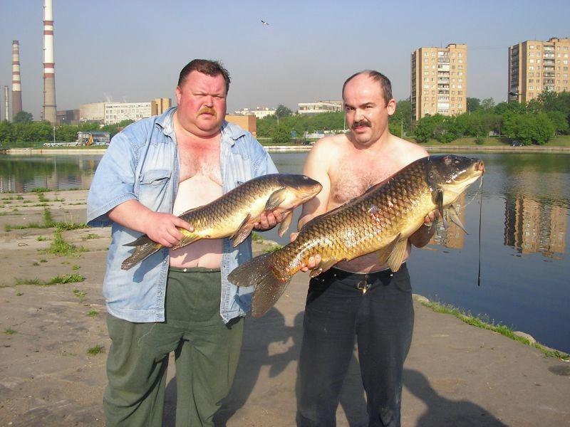 рыбалка на яузе с гидом