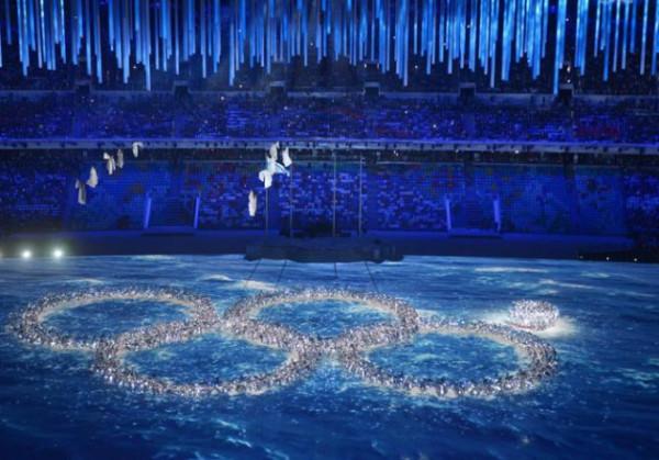 пятое олимпийское кольцо