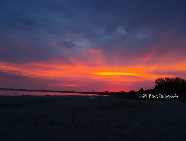 wasaga beach sunrise