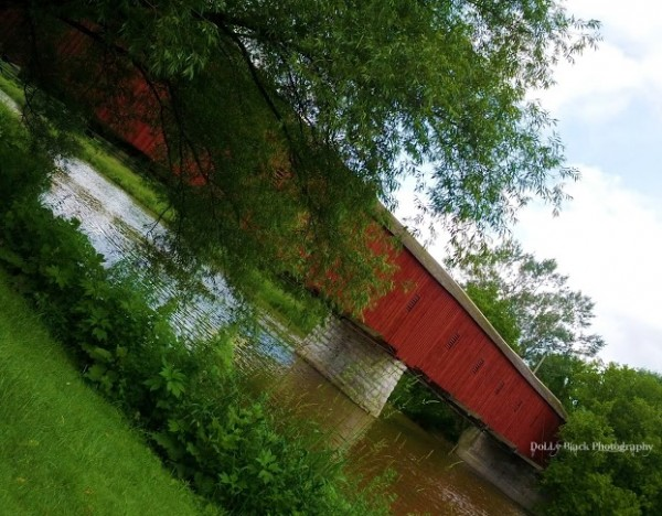 covered bridge db