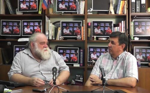 Интервью с Барышевым