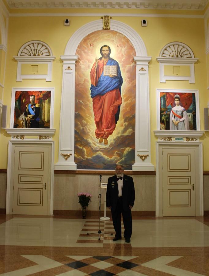 Икона Баранова
