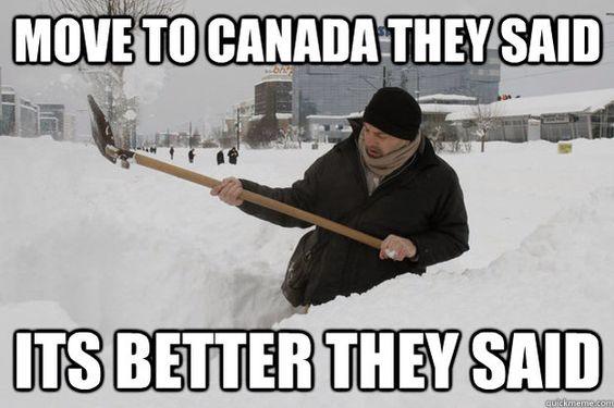 Дневник канадского и австралийского эмигранта ... или дайте мне другой глобус