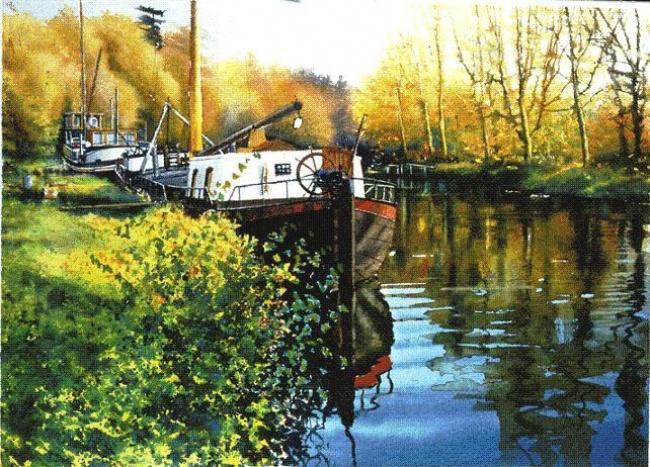 1865005-R3L8T8D-650-boat-river-watercolor-paintings