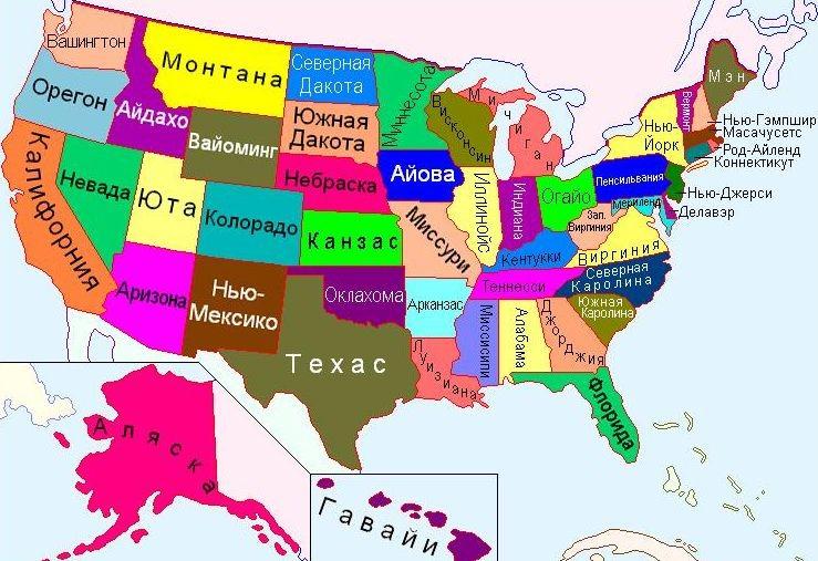 Карта_США1