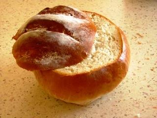 Богатый хлеб для пикника + бургер с семгой и маринованными кабачками