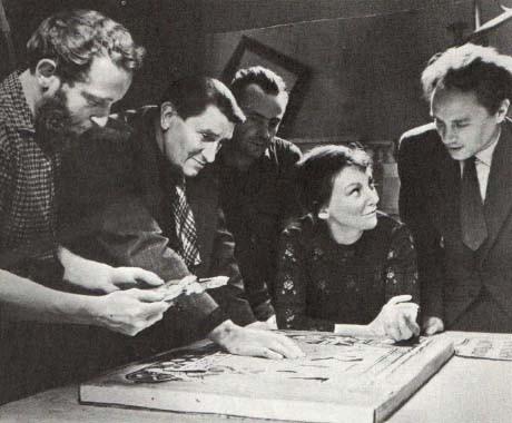 1964 Левша Норштейн А Курицын м Соколова А Тюрин