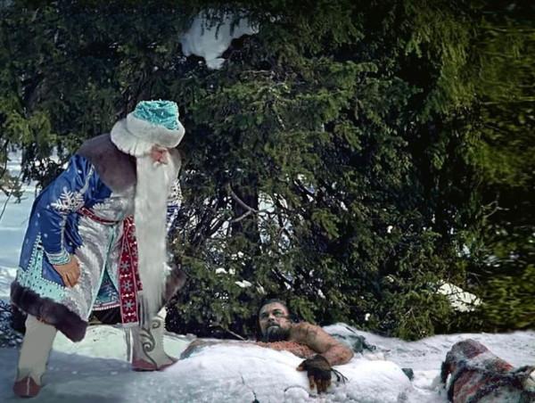 Морозко и Выживший