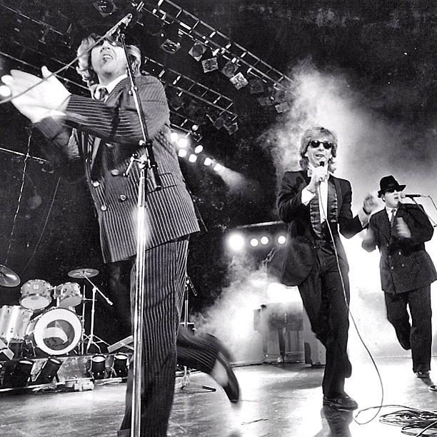 """Трио """"Фэн-О-Мэн"""". 1989 год. Источник: instagram"""
